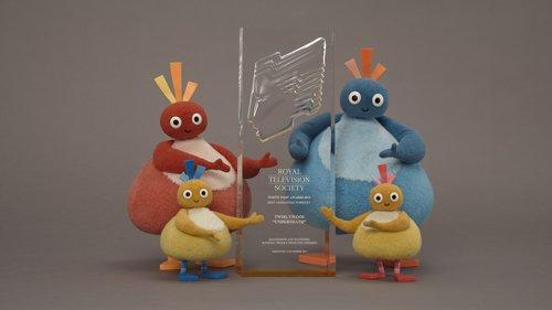 Twirlywoos RTS Award